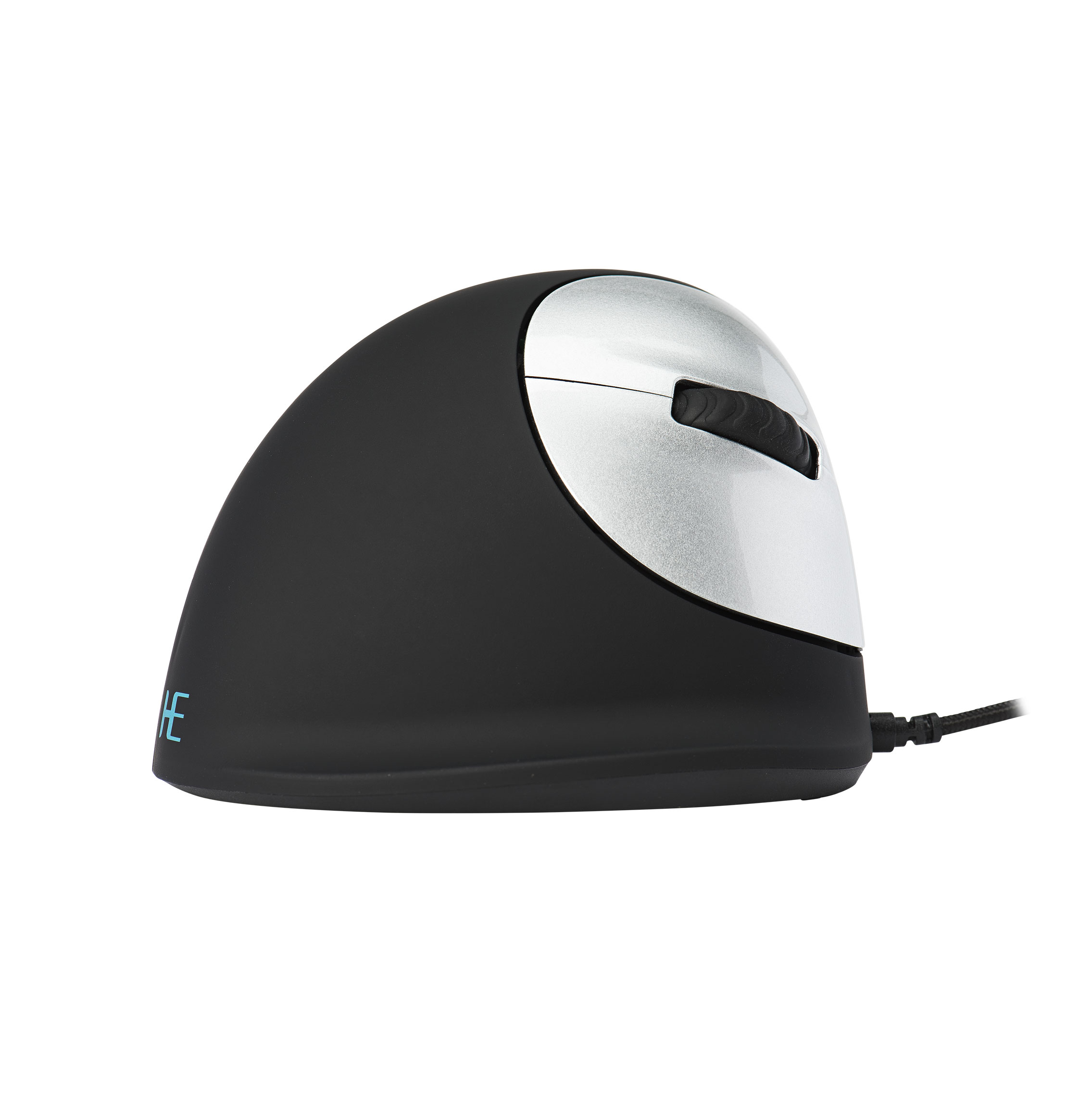R-Go HE Mouse, Ergonomic mouse, Medium (Hand Size 165-185mm), Right Handed, wired - 4