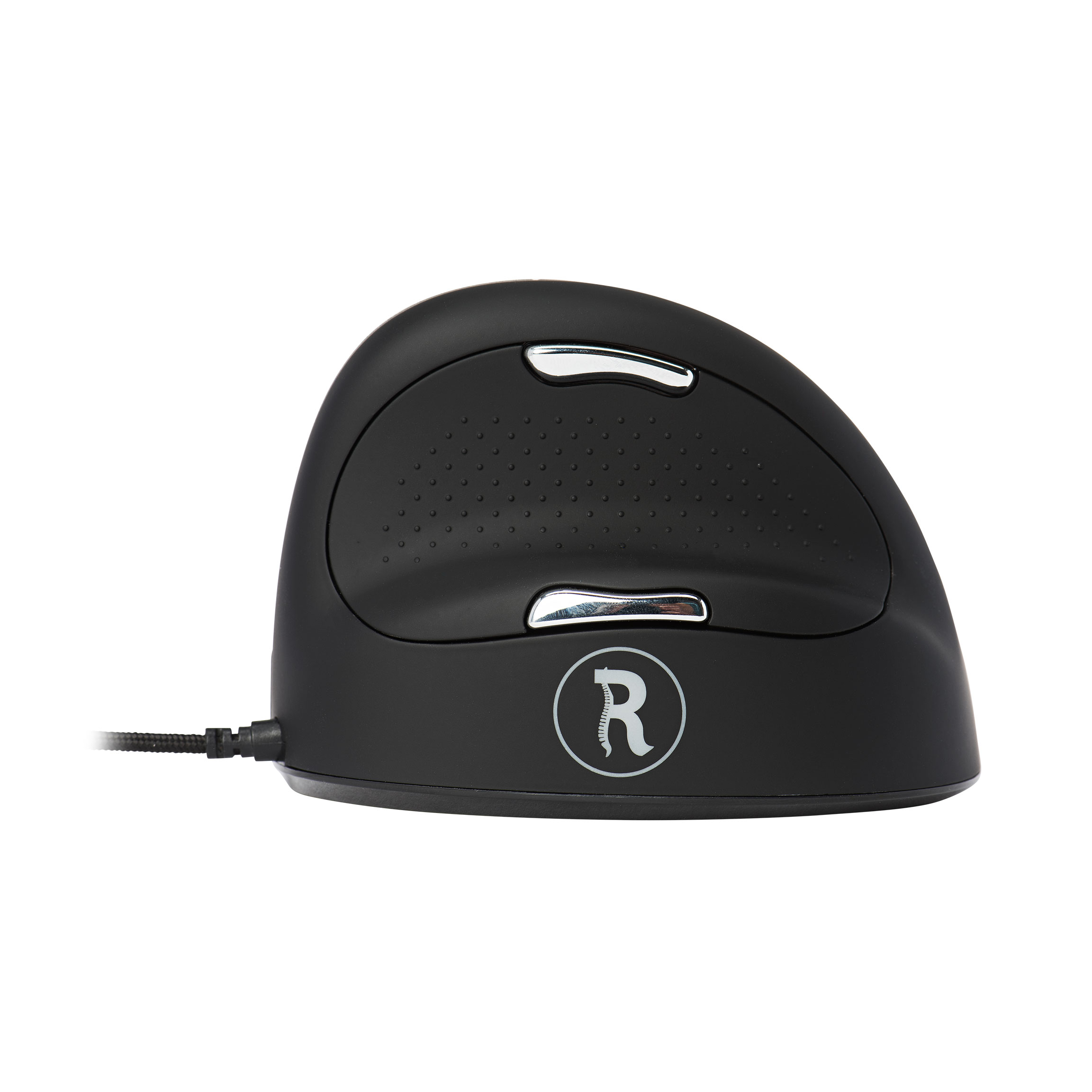R-Go HE Break Mouse, Ergonomic mouse, Anti-RSI software, Medium (Hand Size 165-185mm), Right Handed, Wired - 8