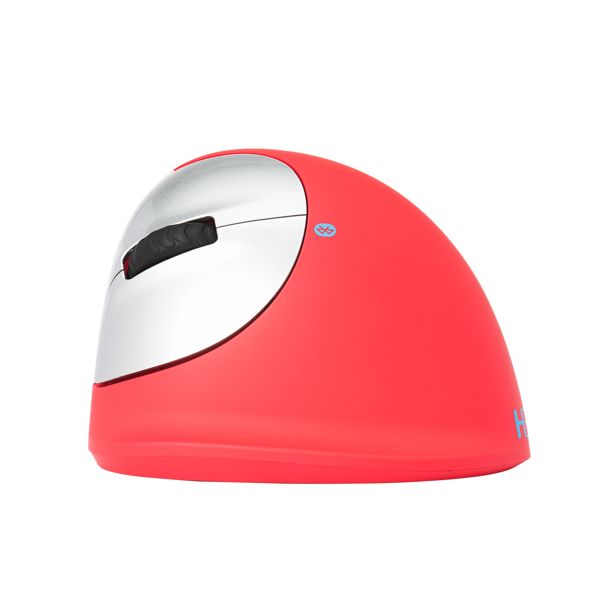 R-Go HE Sport Ergonomic Mouse,  Medium (165-195mm), Left Handed, Bluetooth, Red - 4