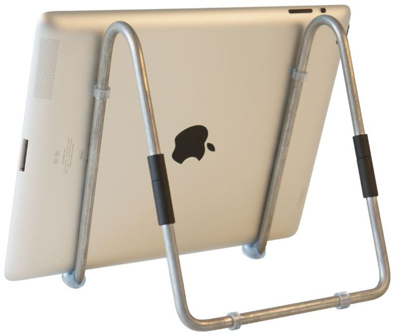 R-Go Easy Tablet Stand, silver