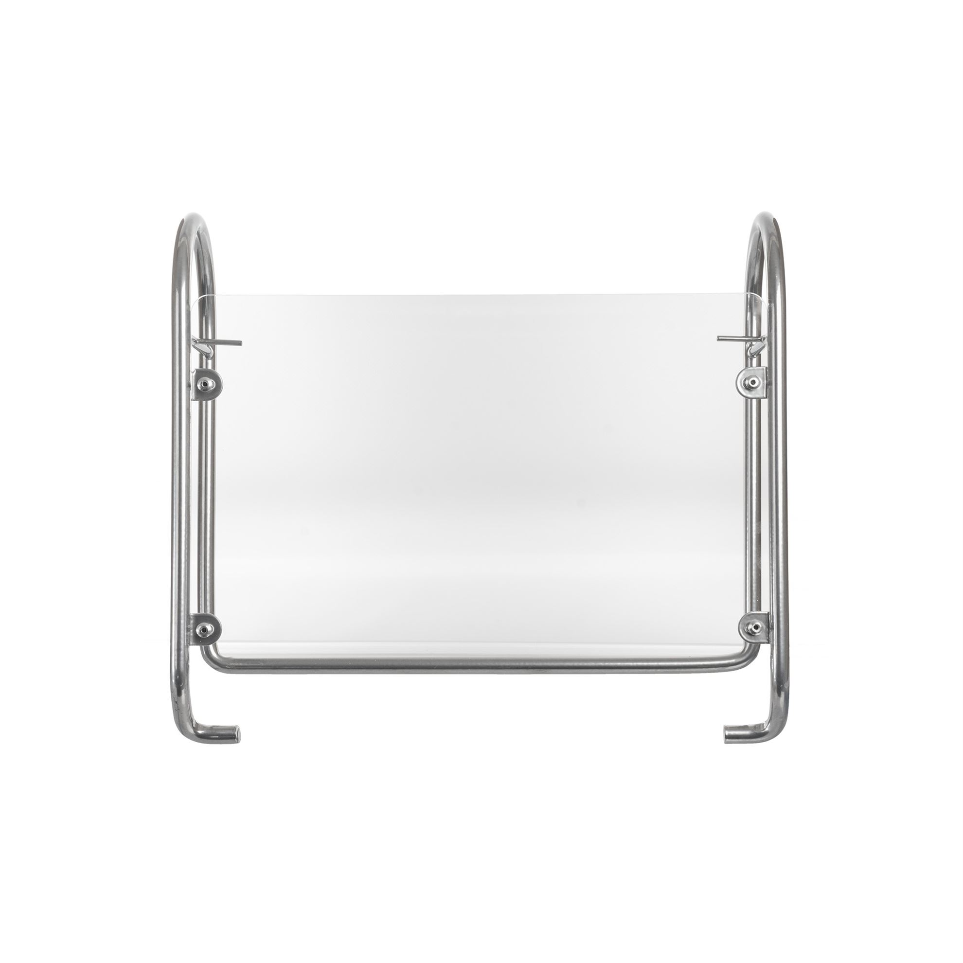 R-Go Steel Essential Monitor Stand, silver - 2