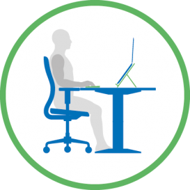 Create your own ergonomic workplace